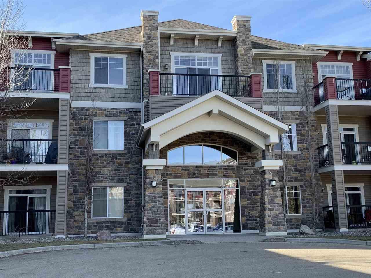 Main Photo: 137 2503 HANNA Crescent in Edmonton: Zone 14 Condo for sale : MLS®# E4165396