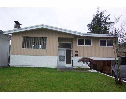 Main Photo: 1641 DUTHIE AV in Burnaby: Sperling-Duthie House for sale (Burnaby North)  : MLS®# V572996