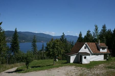 Main Photo: 3.66 Acres with an Epic Shuswap Water View!