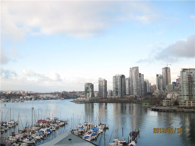 Main Photo: 1012 456 MOBERLY Road in Vancouver: False Creek Condo for sale (Vancouver West)  : MLS®# V984296