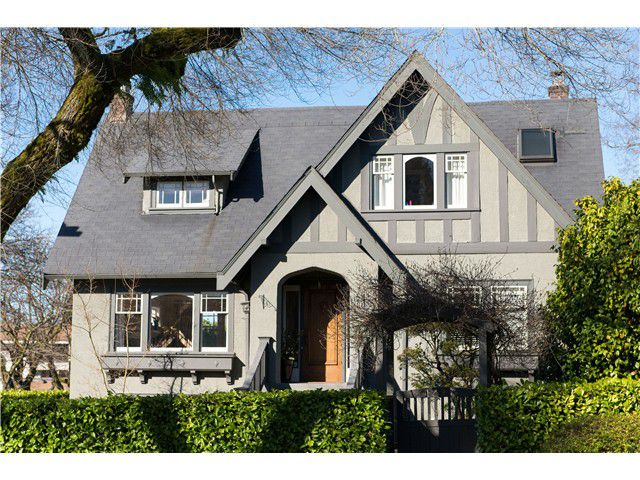 Main Photo: 4297 W 11TH Avenue in Vancouver: Point Grey House for sale (Vancouver West)  : MLS®# V993641
