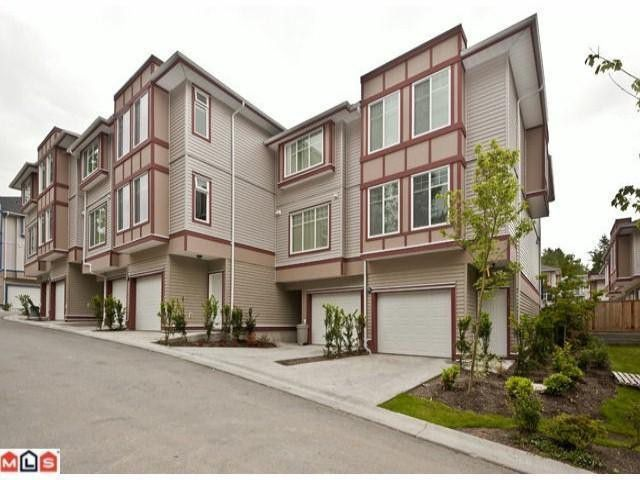 Main Photo: 54 13899 LAUREL Drive in Surrey: Whalley Townhouse for sale (North Surrey)  : MLS®# F1308484
