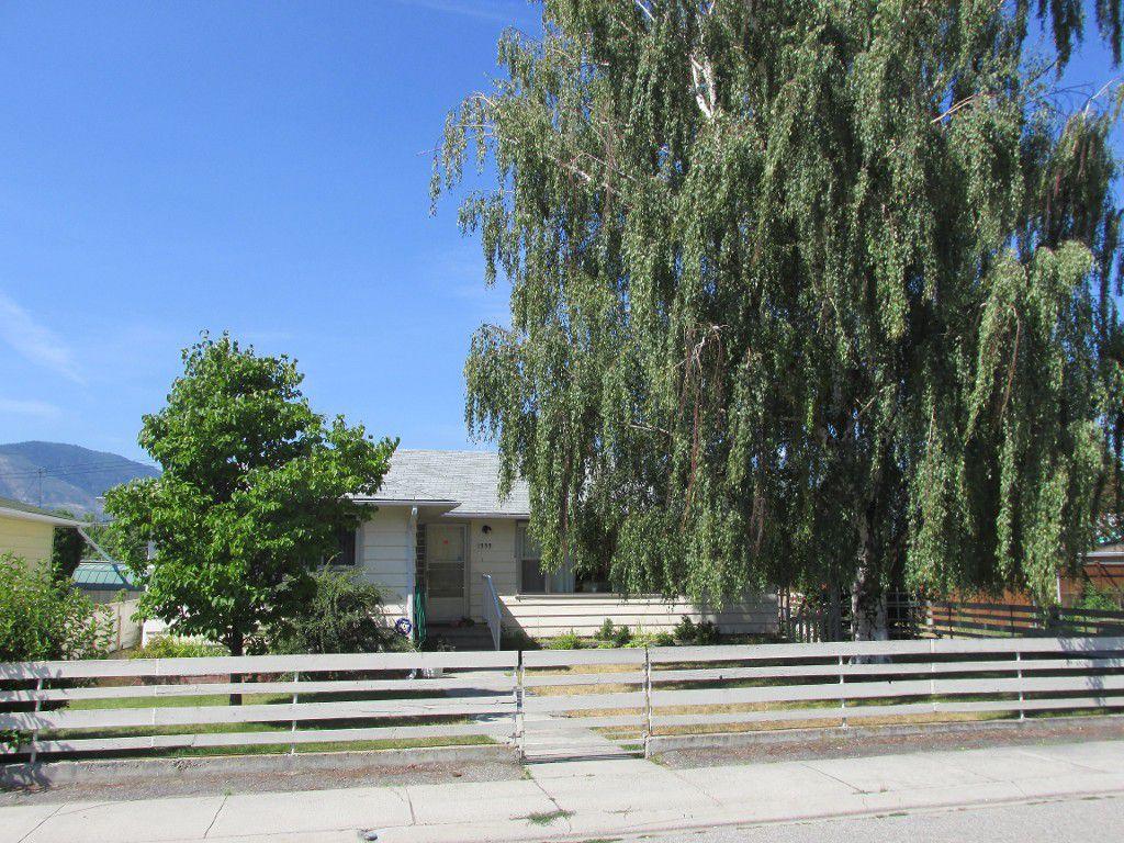 Main Photo: 1333 Leir Street in Penticton: House  : MLS®# 144992