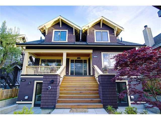 Main Photo: 1846 W 12TH AV in Vancouver: Kitsilano Condo for sale (Vancouver West)  : MLS®# V1092832