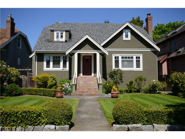 Main Photo: 2835 W 31ST AV in Vancouver: MacKenzie Heights House for sale (Vancouver West)  : MLS®# V1122632