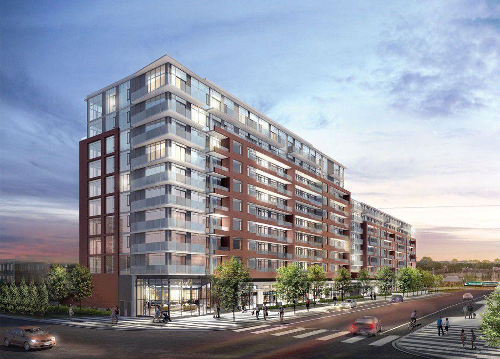 Main Photo: Marie Commisso Indigo Condominiums, Vaughan, Maple, On
