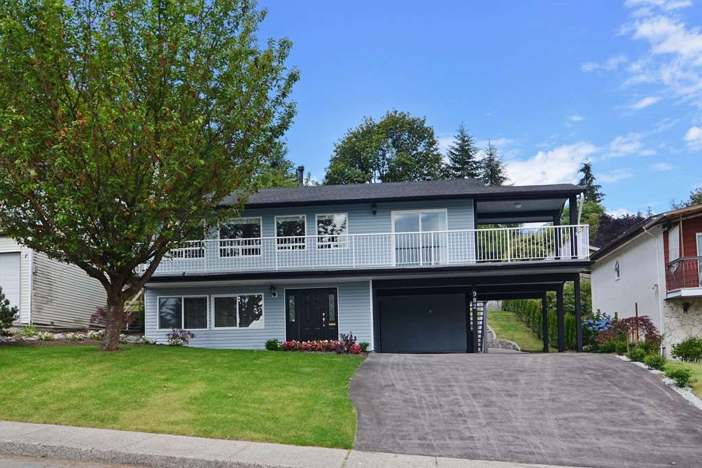 Main Photo: 982 SADDLE STREET in Coquitlam: Ranch Park House for sale : MLS®# R2097874