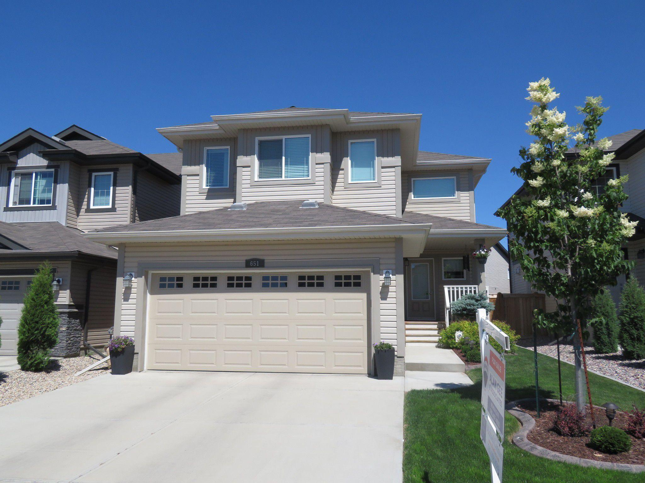Main Photo: 651 178 Street SW in EDMONTON: House for sale (Edmonton)