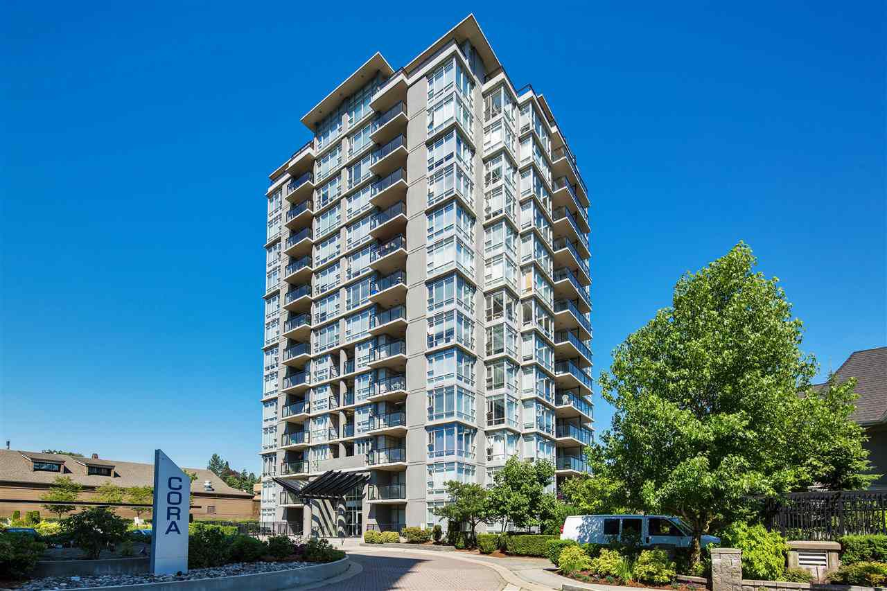 Main Photo: 505 575 DELESTRE AVENUE in Coquitlam: Coquitlam West Condo for sale : MLS®# R2281771