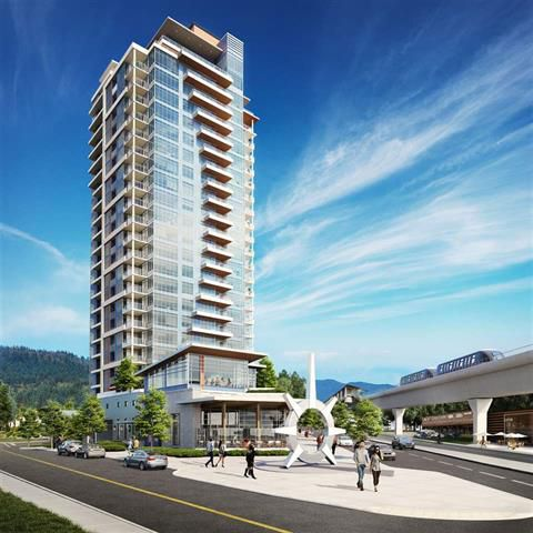 Main Photo: #2104 509 Clarke Road in Coquitlam: Coquitlam West Condo