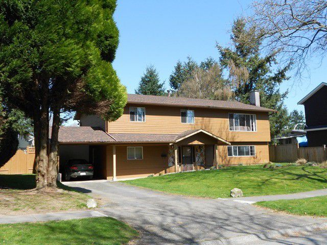 Main Photo: 12771 ARRAN Place in Surrey: Queen Mary Park Surrey House for sale : MLS®# F1307600