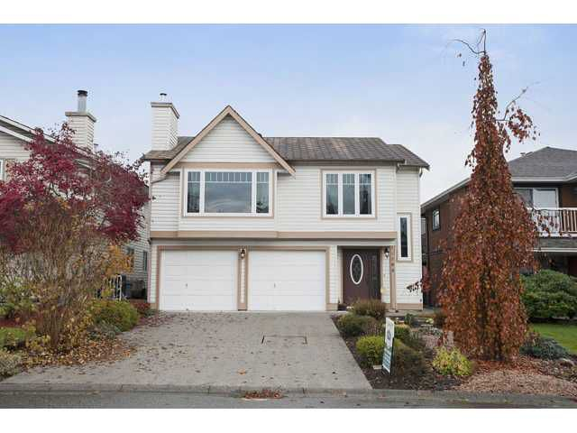 Main Photo: 11588 WARESLEY ST in Maple Ridge: Southwest Maple Ridge House for sale : MLS®# V1035600
