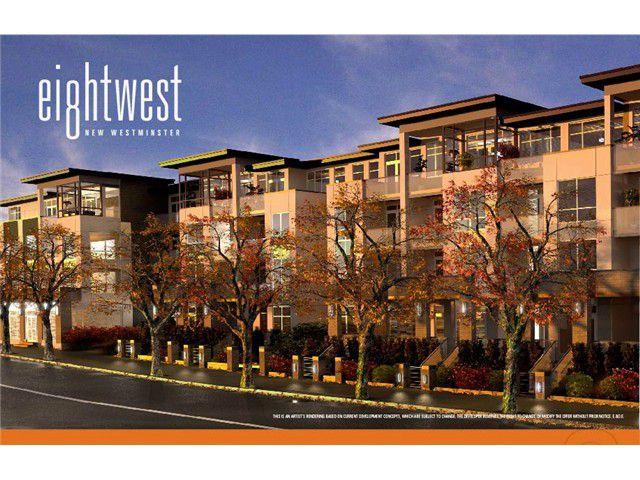 Main Photo: # 218 55 EIGHTH AV in New Westminster: GlenBrooke North Condo for sale : MLS®# V1040762