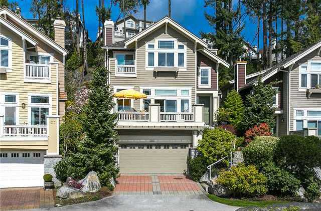 Main Photo: 4929 Edendale Court in West Vancouver: Caulfeild House for sale : MLS®# V1116179