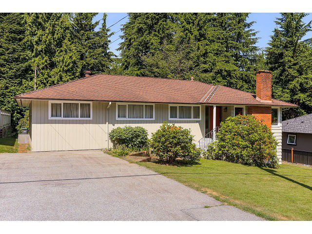 Main Photo: 1022 GATENSBURY RD in Port Moody: Port Moody Centre House for sale : MLS®# V1129279