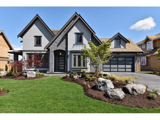 Main Photo: 3830 156A ST in Surrey: Morgan Creek House for sale (South Surrey White Rock)  : MLS®# F1441994