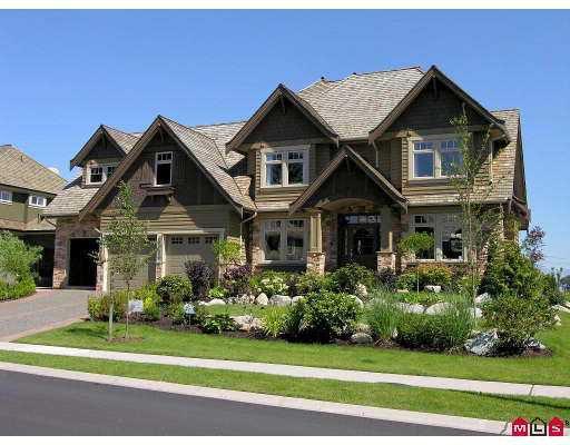 "Main Photo: 15963 DEVONSHIRE Drive in Surrey: Morgan Creek House for sale in ""MORGAN CREEK"" (South Surrey White Rock)  : MLS®# F2627414"