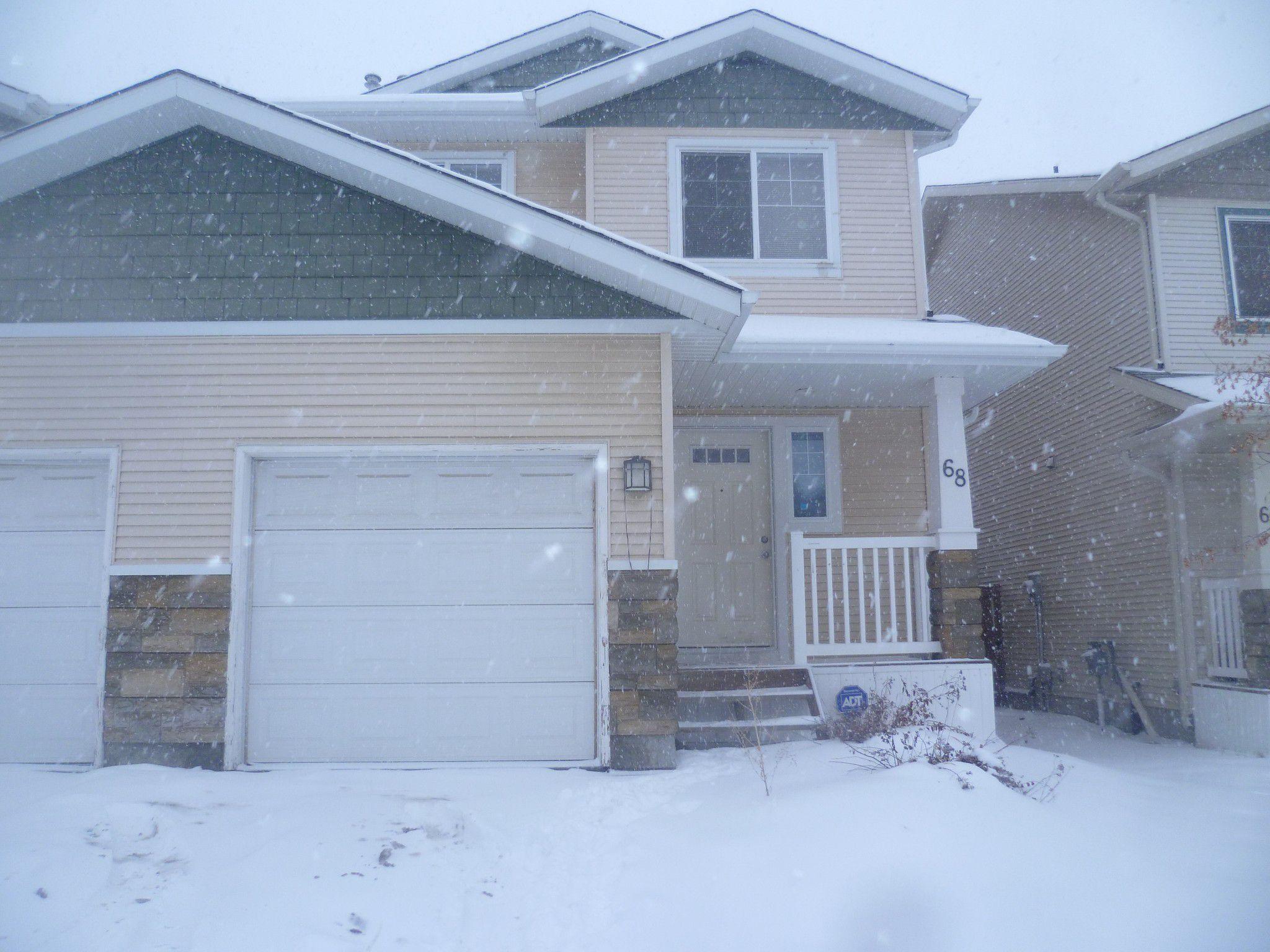 Main Photo: 68, 14208 - 36 Street in Edmonton: Townhouse for rent