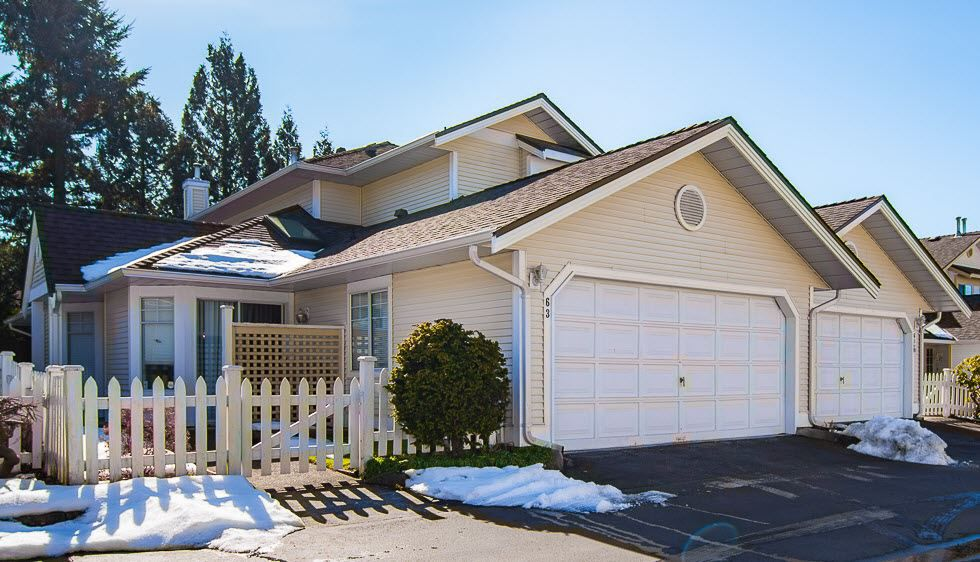 Main Photo: 63 21138 88 AVENUE in Langley: Walnut Grove Townhouse for sale : MLS®# R2346099
