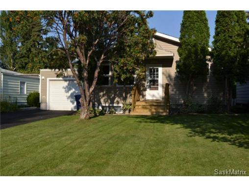 Main Photo: 2321 Haultain Avenue in Saskatoon: Adelaide/Churchill Single Family Dwelling for sale (Saskatoon Area 02)  : MLS®# 440264
