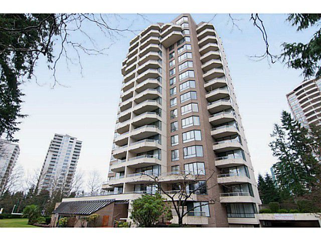 """Main Photo: 802 5790 PATTERSON Avenue in Burnaby: Metrotown Condo for sale in """"The Regent"""" (Burnaby South)  : MLS®# V988077"""