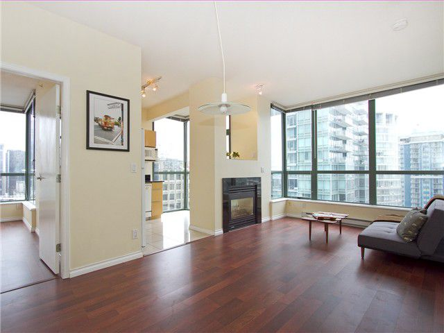 Main Photo: 2702 1239 W GEORGIA Street in Vancouver: Coal Harbour Condo for sale (Vancouver West)  : MLS®# V977076
