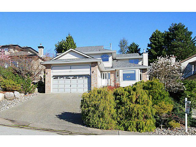 Main Photo: 2547 FUCHSIA PL in Coquitlam: Summitt View House for sale : MLS®# V1055858