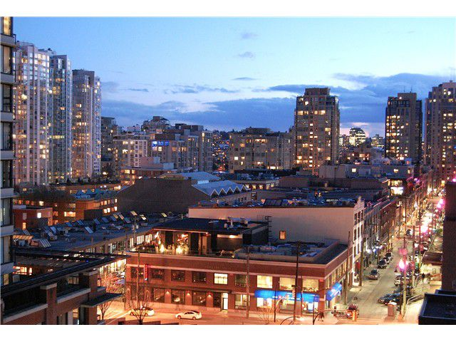 Main Photo: # 908 928 HOMER ST in Vancouver: Yaletown Condo for sale (Vancouver West)  : MLS®# V1054348