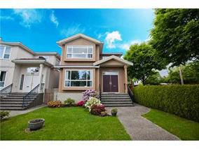Main Photo: 389 E 46th Avenue in Vancouver: Main House for sale (Vancouver East)  : MLS®# V1018696