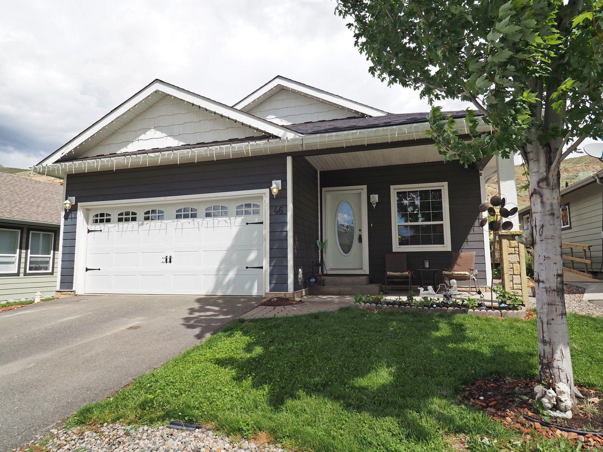 Main Photo: 46 1900 ORD RD in KAMLOOPS: BROCK House for sale : MLS®# 146778