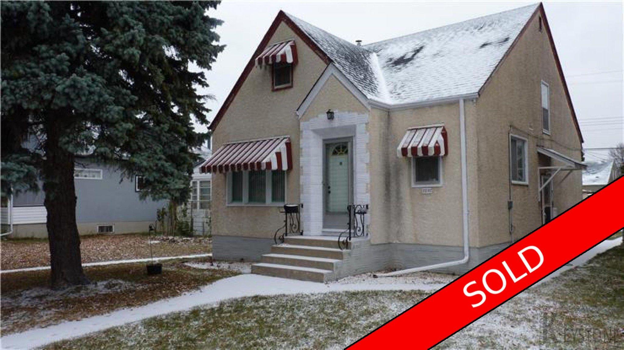 Main Photo: 695 Machray AVE in Winnipeg, MB R2W1B4: House for sale : MLS®# 1726718