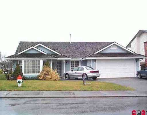 Main Photo: 32871 HIGHLAND AV in Abbotsford: Central Abbotsford House for sale : MLS®# F2600144