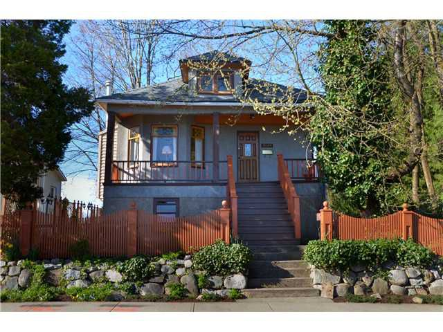 Main Photo: 1019 E 45TH Avenue in Vancouver: Fraser VE House for sale (Vancouver East)  : MLS®# V943933
