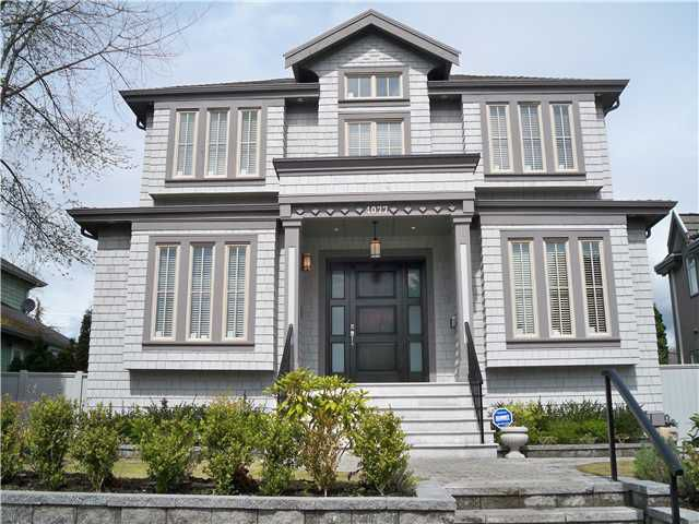 Main Photo: 4077 W 40TH Avenue in Vancouver: Dunbar House for sale (Vancouver West)  : MLS®# V944652