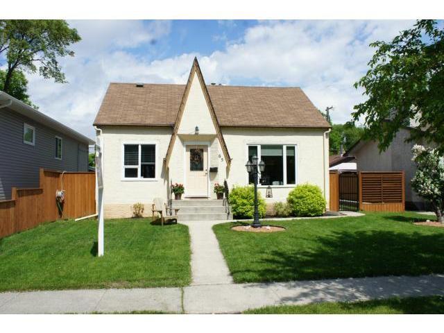 Main Photo: 65 Vivian Avenue in WINNIPEG: St Vital Residential for sale (South East Winnipeg)  : MLS®# 1312149