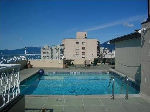"""Main Photo: # 604 1100 HARWOOD ST in Vancouver: West End VW Condo for sale in """"Martinique"""" (Vancouver West)  : MLS®# V1014917"""