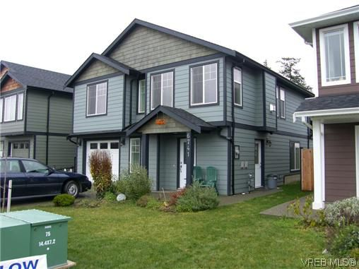 Main Photo: 6741 Steeple Chase in : Sooke Ville Core House with Suite for sale (Sooke)  : MLS®# 334645