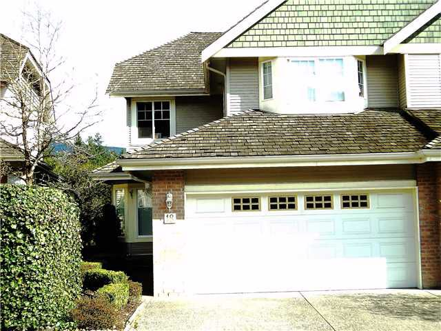 Main Photo: # 18 1765 PADDOCK DR in Coquitlam: Westwood Plateau Condo for sale : MLS®# V1111554