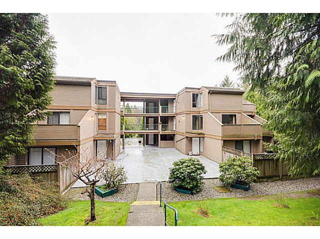 Main Photo: 202 9155 Saturna Drive in Burnaby: Condo for sale (Burnaby North)  : MLS®# V1056701