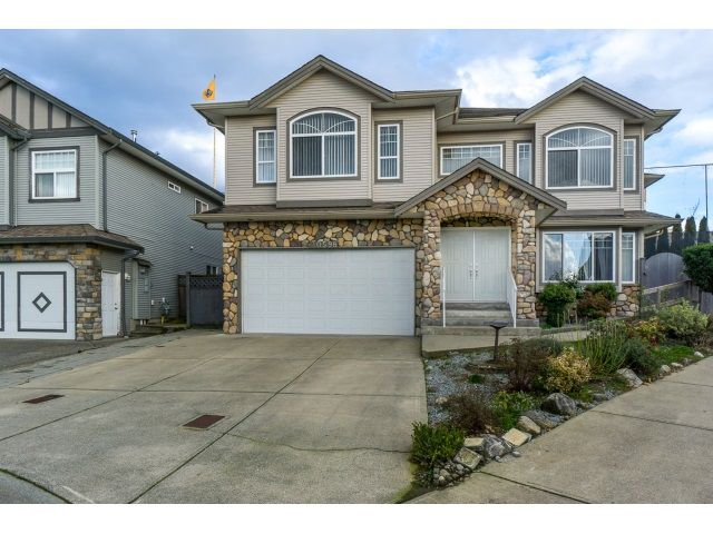 Main Photo: 30598 GARNET PLACE in Abbotsford: Abbotsford West House for sale : MLS®# R2041477