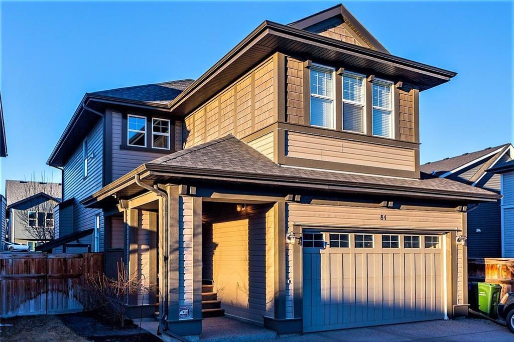 Main Photo: 84 AUBURN SHORES MR SE in Calgary: Auburn Bay House  : MLS®# C4222402