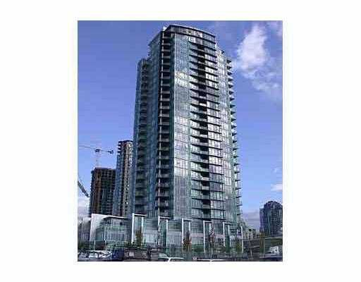 "Main Photo: 2802 1483 HOMER ST in Vancouver: False Creek North Condo for sale in ""WATERFORD"" (Vancouver West)  : MLS®# V576836"