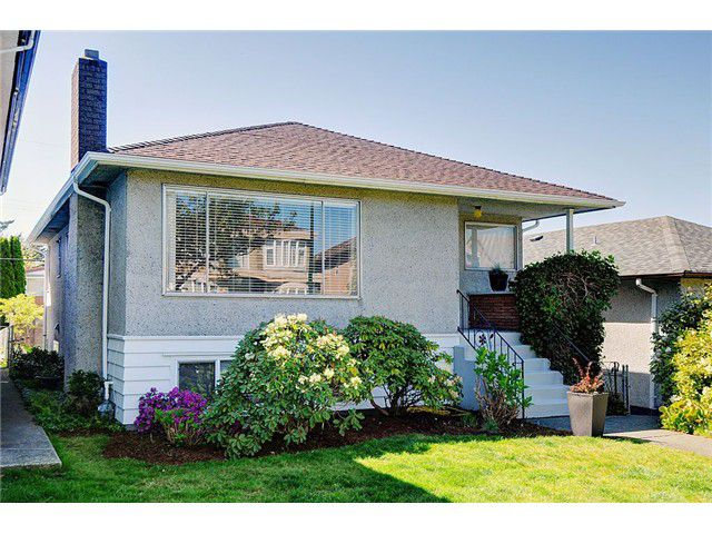 Main Photo: 6273 DUMFRIES Street in Vancouver: Knight House for sale (Vancouver East)  : MLS®# V1005644