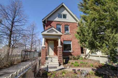 Main Photo: Apt 1 420 Gladstone Avenue in Toronto: Dufferin Grove House (3-Storey) for lease (Toronto C01)  : MLS®# C2677404
