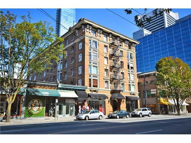Main Photo: # 48 777 BURRARD ST in Vancouver: West End VW Condo for sale (Vancouver West)  : MLS®# V1020130