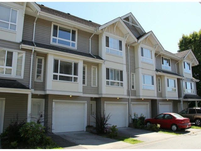 """Main Photo: 10 5255 201A Street in Langley: Langley City Townhouse for sale in """"Kensington Court"""" : MLS®# F1421292"""