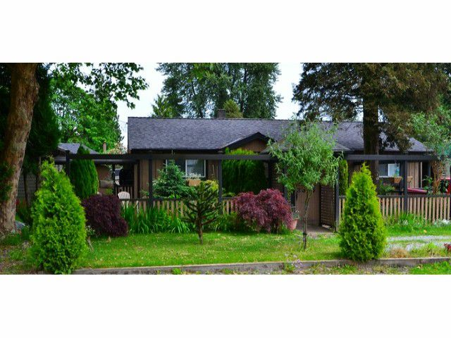 Main Photo: 3358 Raleigh Street in Port Coquitlam: Woodland Acres PQ House for sale : MLS®# V1067525