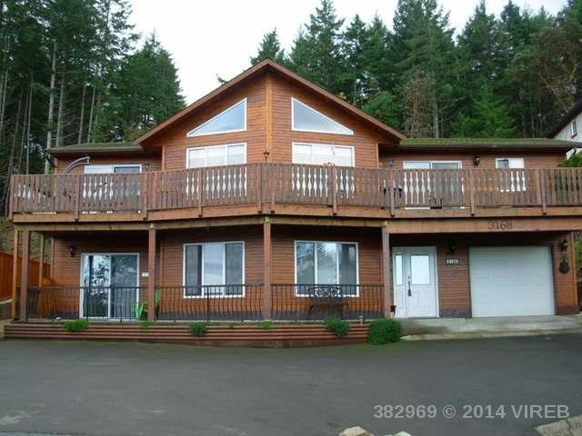 Main Photo:  in Nanoose Bay: Z5 Nanoose House for sale (Zone 5 - Parksville/Qualicum)  : MLS®# 383969