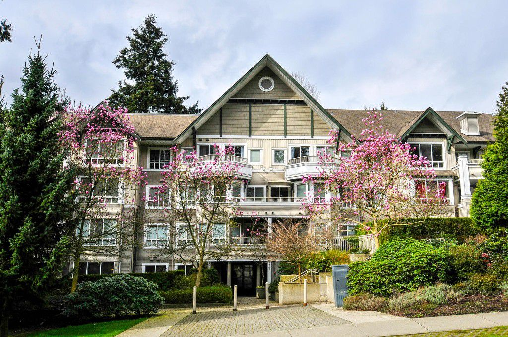 Main Photo: # 204 7383 GRIFFITHS DR in Burnaby: Highgate Condo for sale (Burnaby South)  : MLS®# V1111579