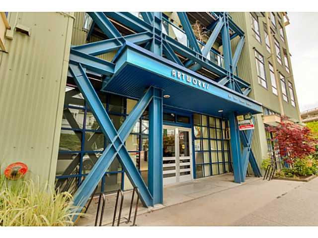 Main Photo: # 215 237 E 4TH AV in Vancouver: Mount Pleasant VE Condo for sale (Vancouver East)  : MLS®# V1120102